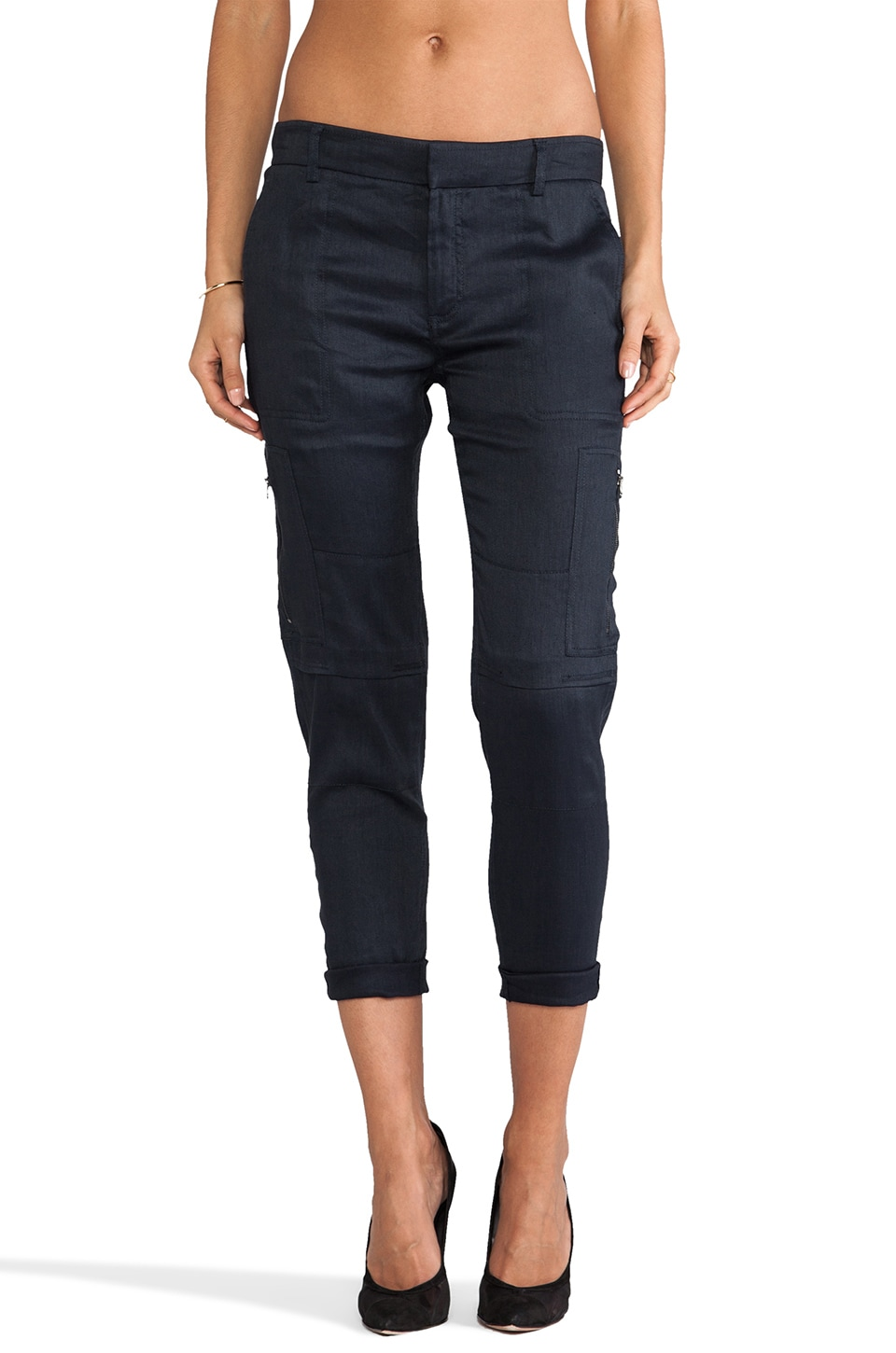 Vince Cargo Pant in Coastal