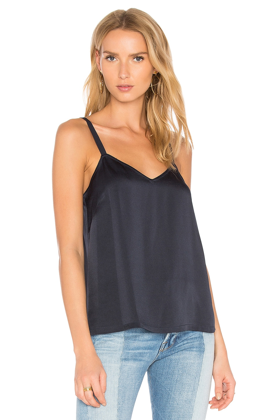 Wide Strap Cami by Vince