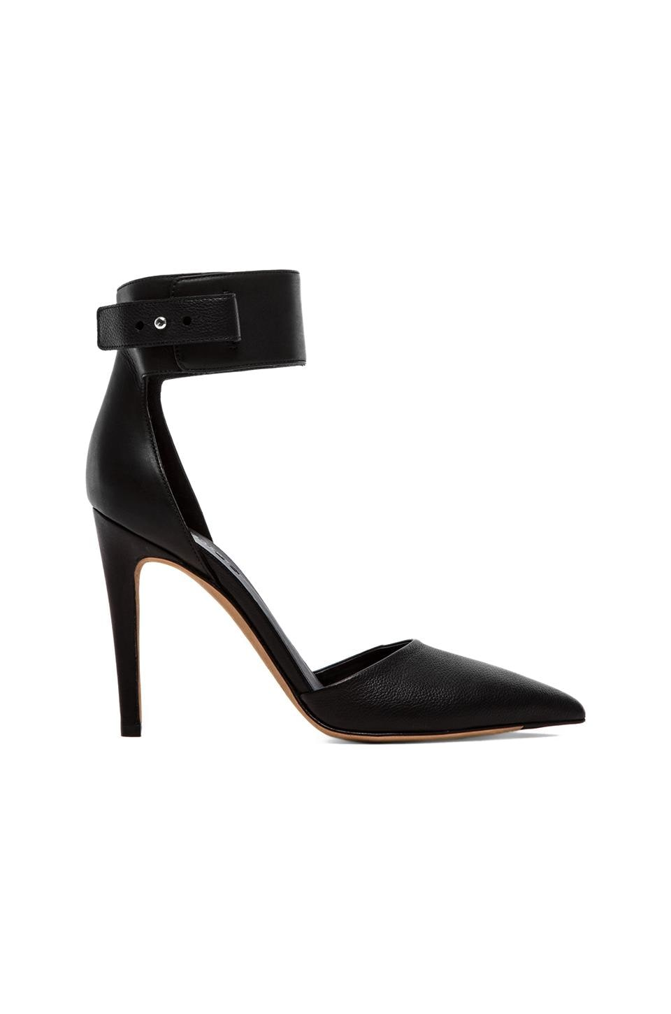 Vince Ada Heel in Black & Black