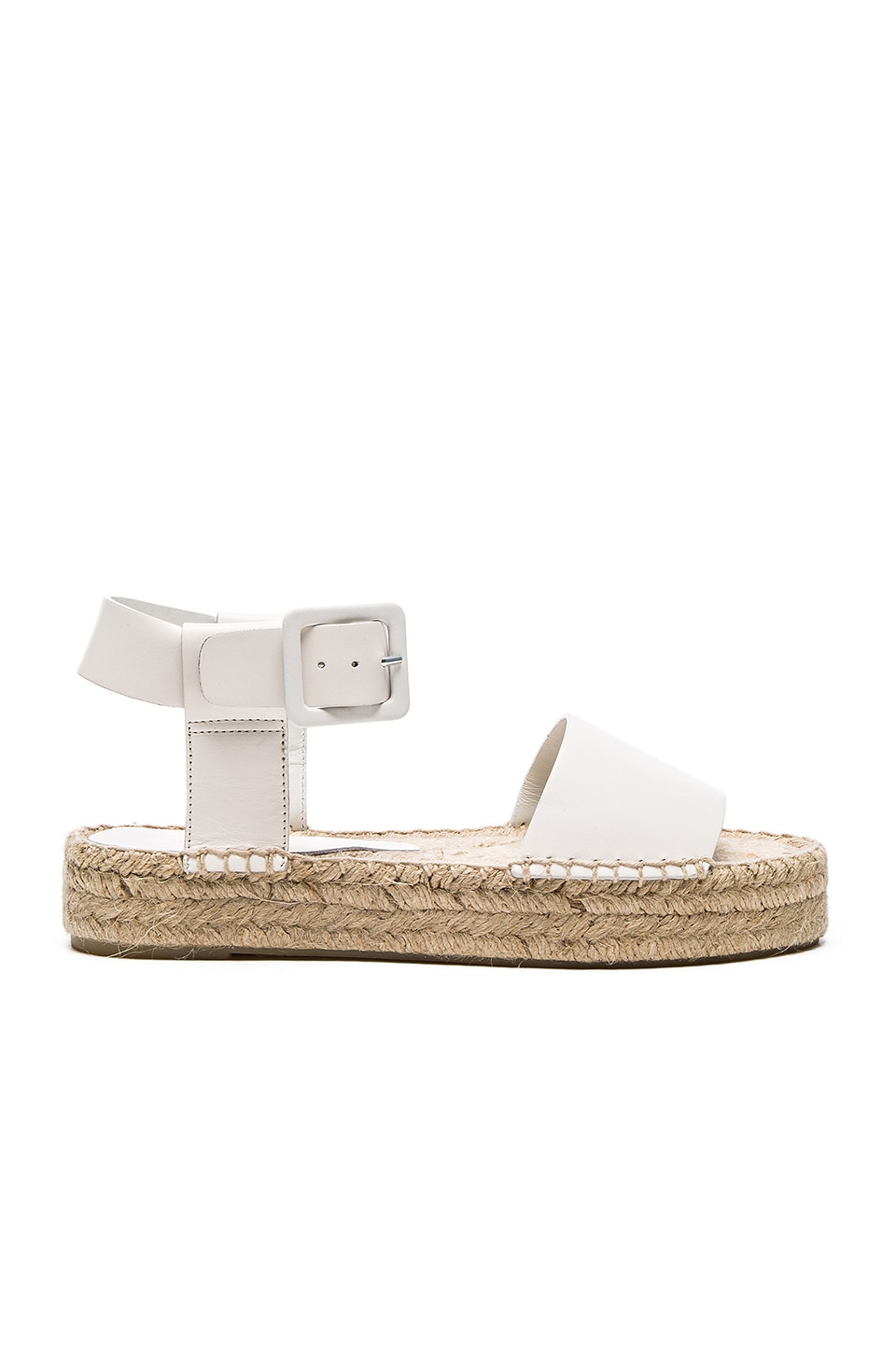 Vince Edina Sandal in Alabaster