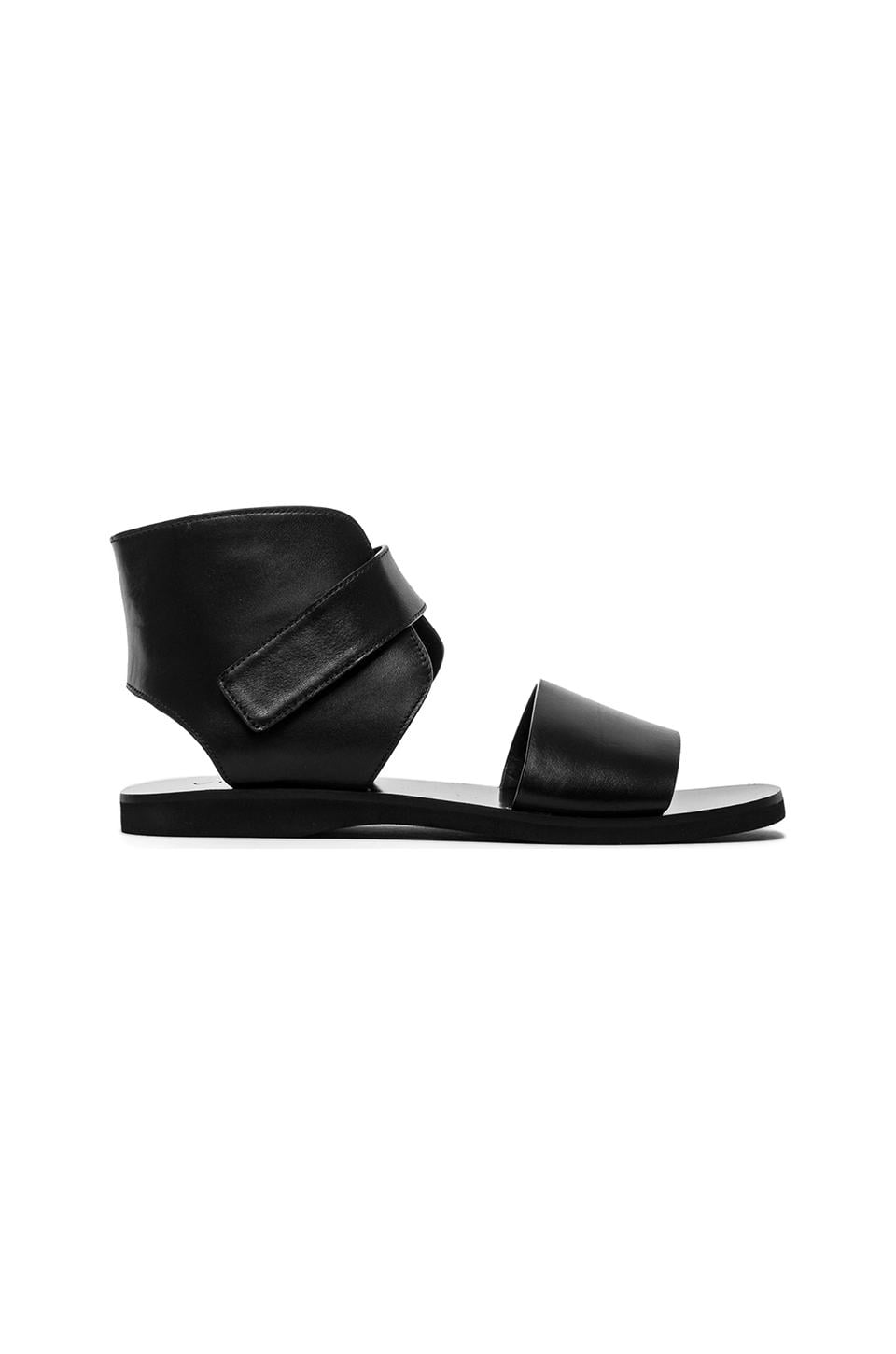 Vince Sage Sandal in Black
