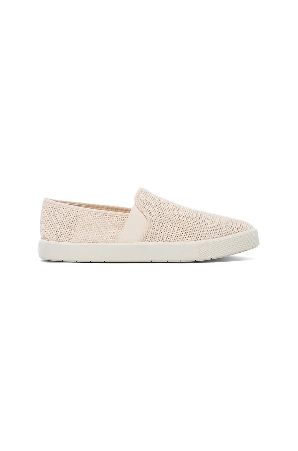 Vince Preston Slip-on in White