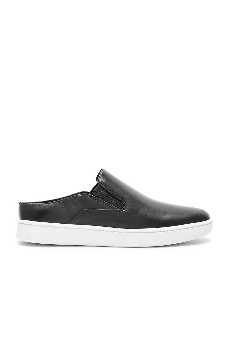 Vince Verrell Slip On in Black