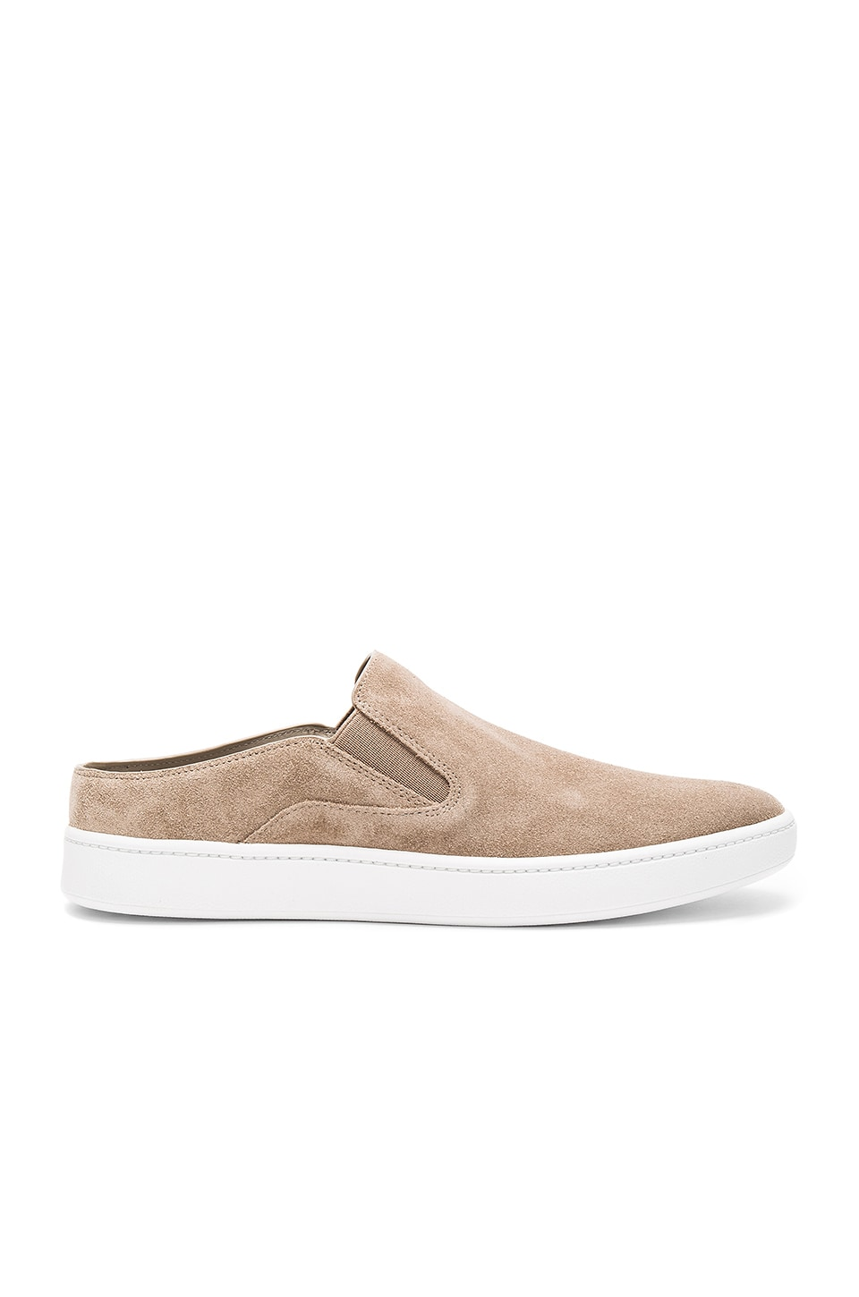 Vince Verrell Slip On in Woodsmoke