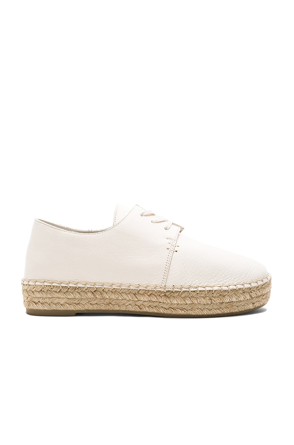Vince Cynthia Espadrille in Cream