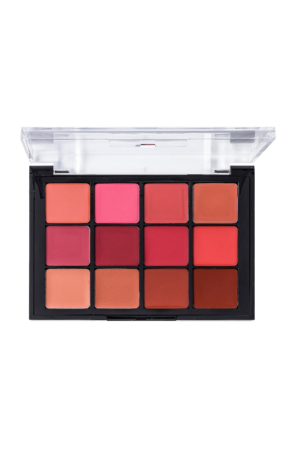 Viseart Lip Palette in 02 Classic Paris Velvet