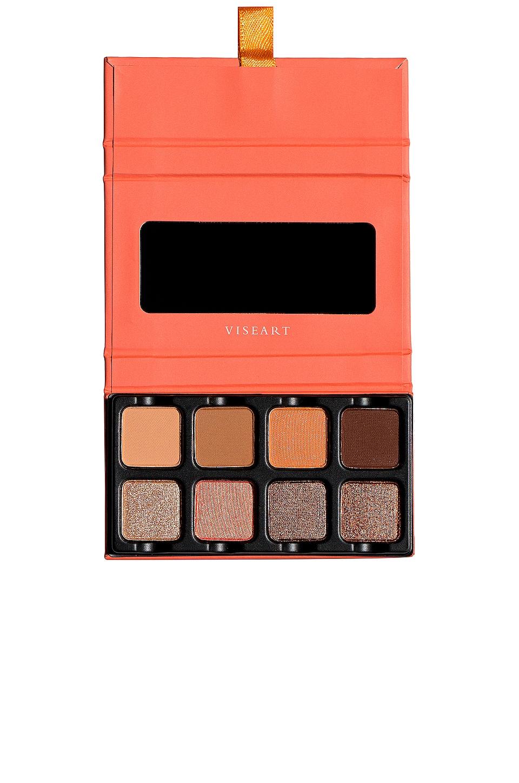 Viseart Petite Pro 4 Eyeshadow Palette in Apricotine
