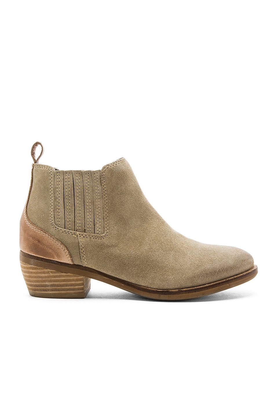Ryan Booties by Rebels