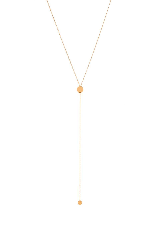 O'Hara Drop Lariat Necklace
