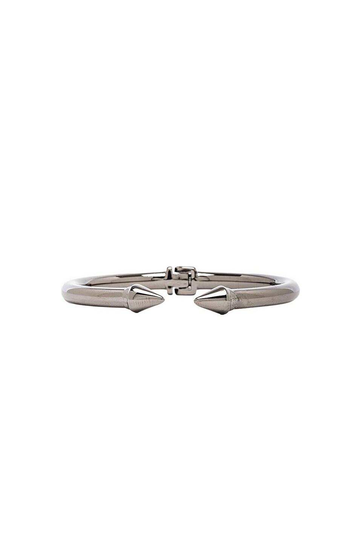 Vita Fede Mini Titan Bracelet in Gunmetal
