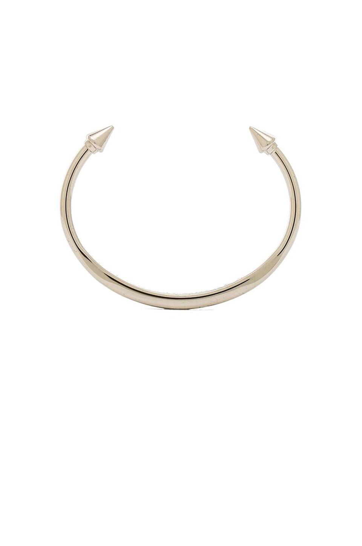 Vita Fede Cristiana Titan Bracelet in Silver & Clear Crystal