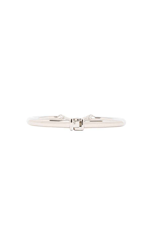 Vita Fede Mini Titan Crystal Bracelet in Silver/Clear