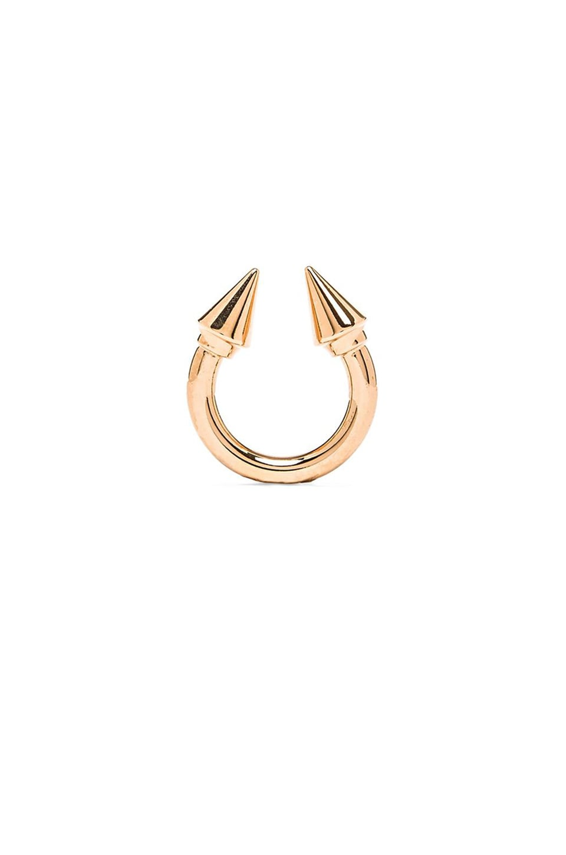 Vita Fede Titan Ring in Rosegold