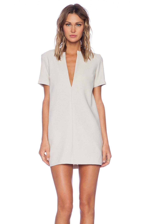 VIVIAN CHAN Annie Dress in Beige