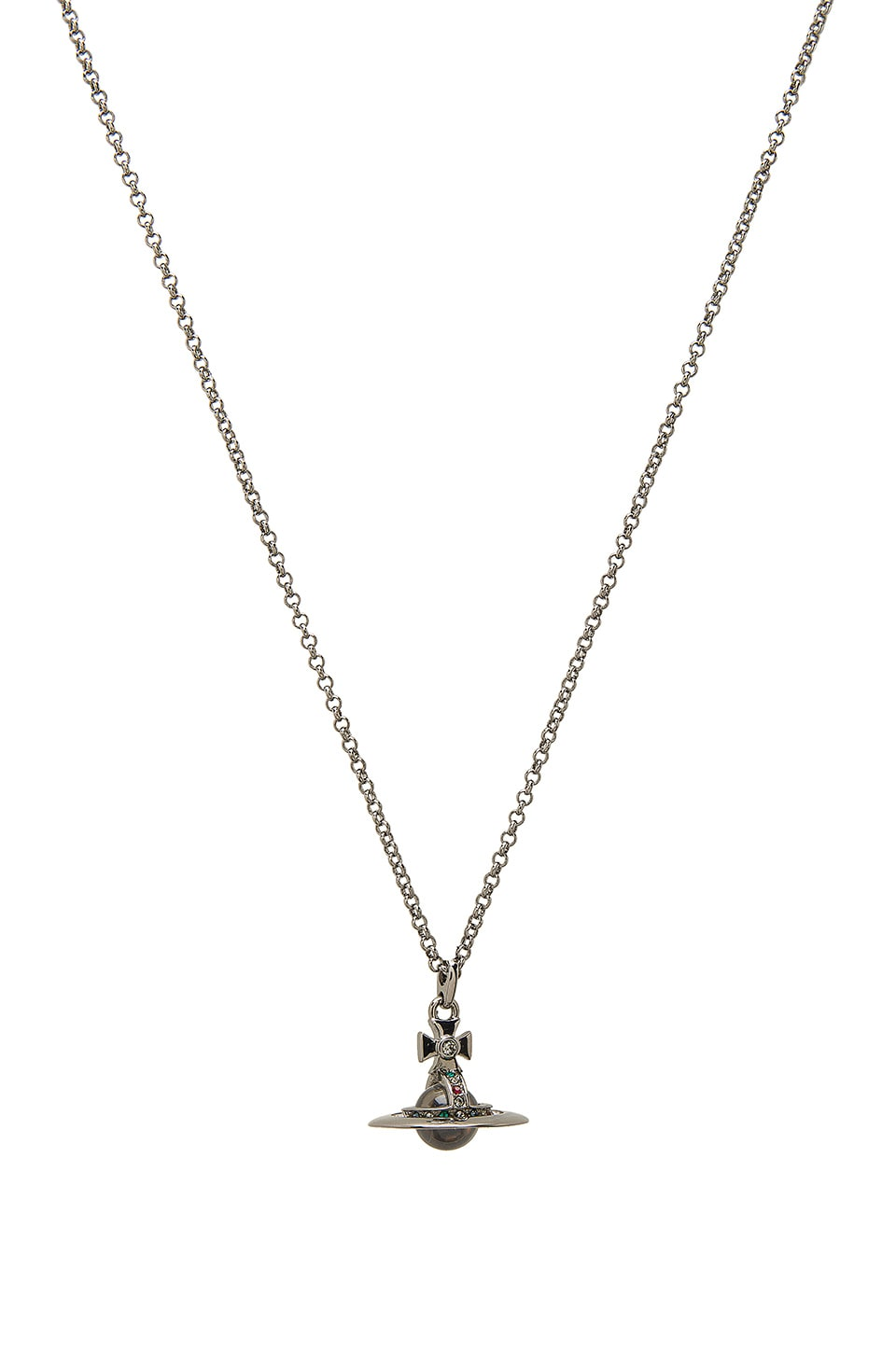 New Tiny Orb Pendant by Vivienne Westwood