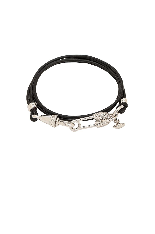 Clovis Wrap Bracelet by Vivienne Westwood