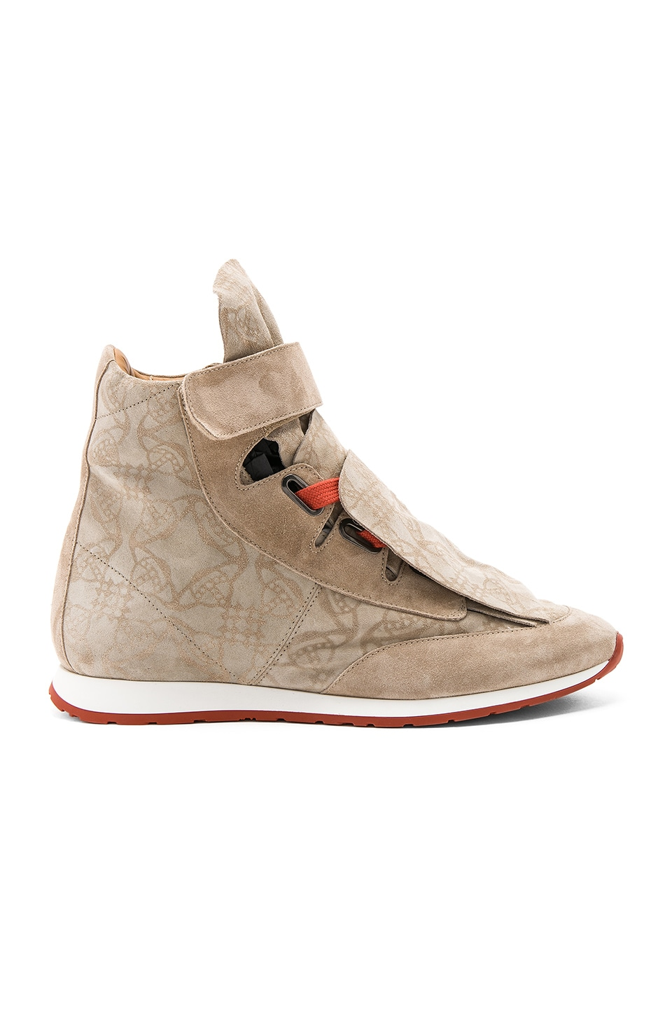 3 Tongue Trainers by Vivienne Westwood