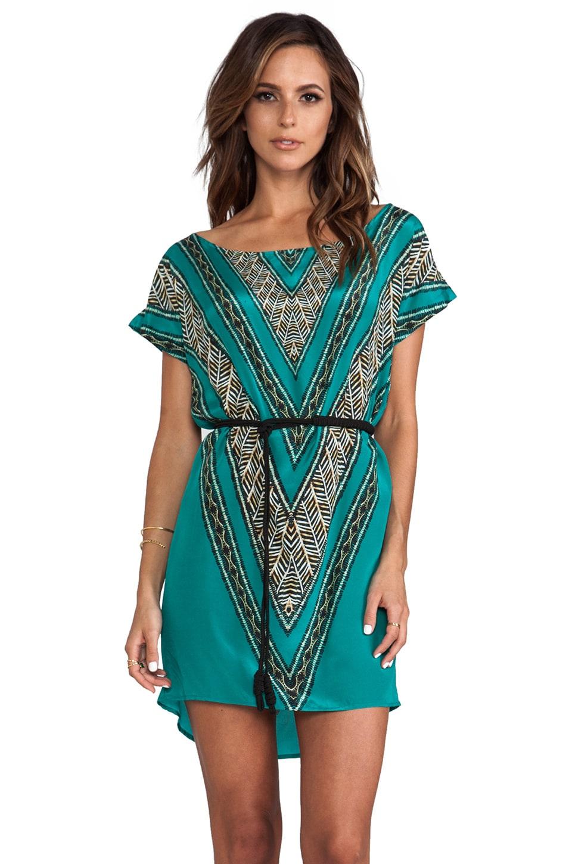 Vix Swimwear Lora Short Dress Xingu in Multi