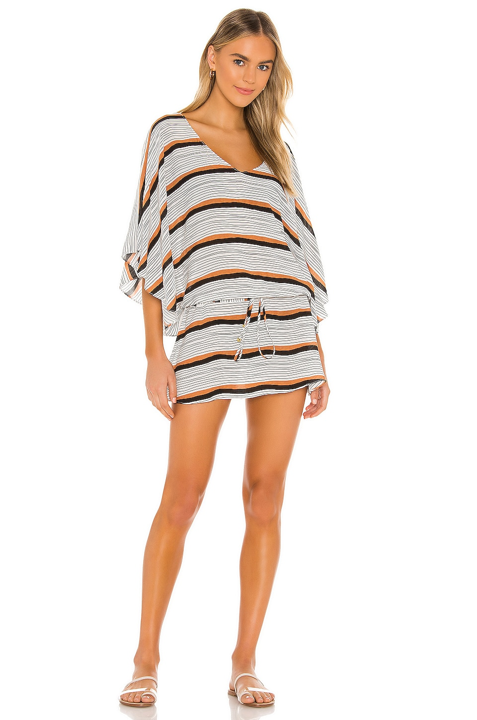 Vix Swimwear Vintage Tunic Dress in Ava