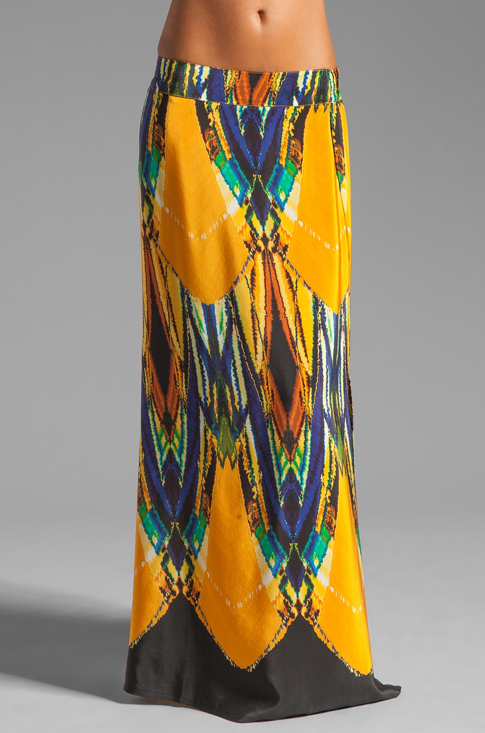 Vix Swimwear Tribal Gabby Long Skirt in Print