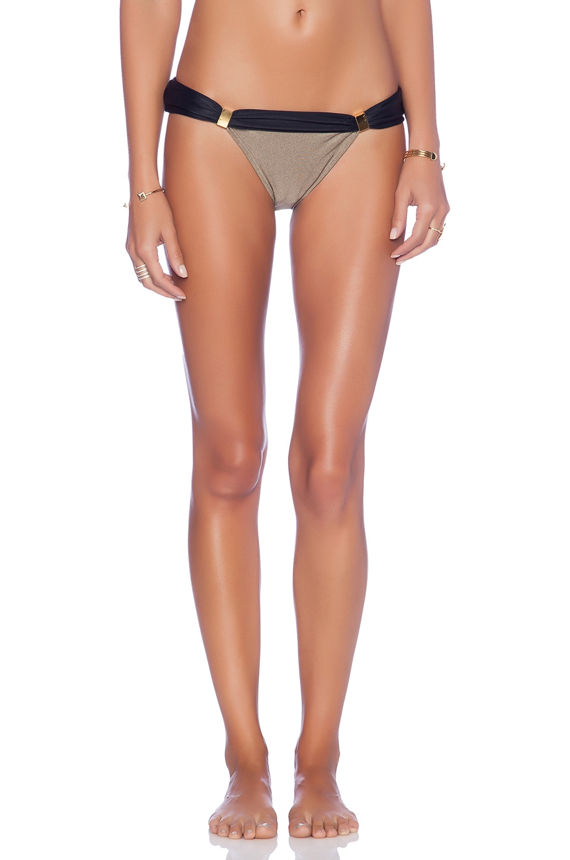 vix swimwear betsey bia tube bikini bottom in shitake. Black Bedroom Furniture Sets. Home Design Ideas