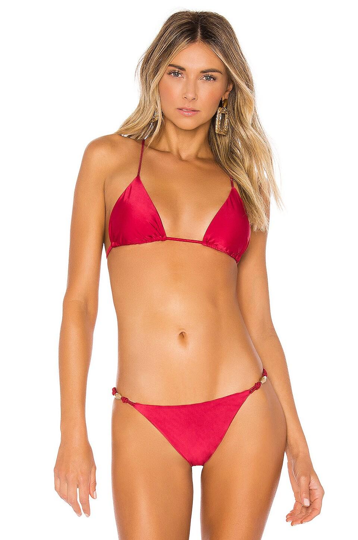 Vix Swimwear Balloon Top in Divino