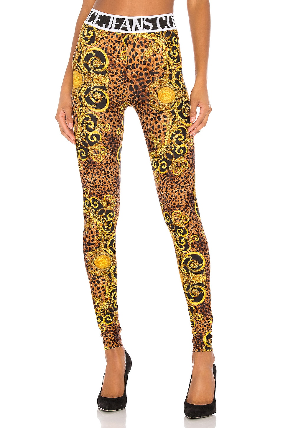 Versace Jeans Couture LEGGINGS LADY
