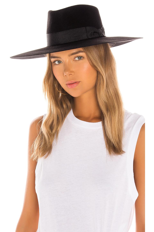 Van Palma Paul Hat in Black