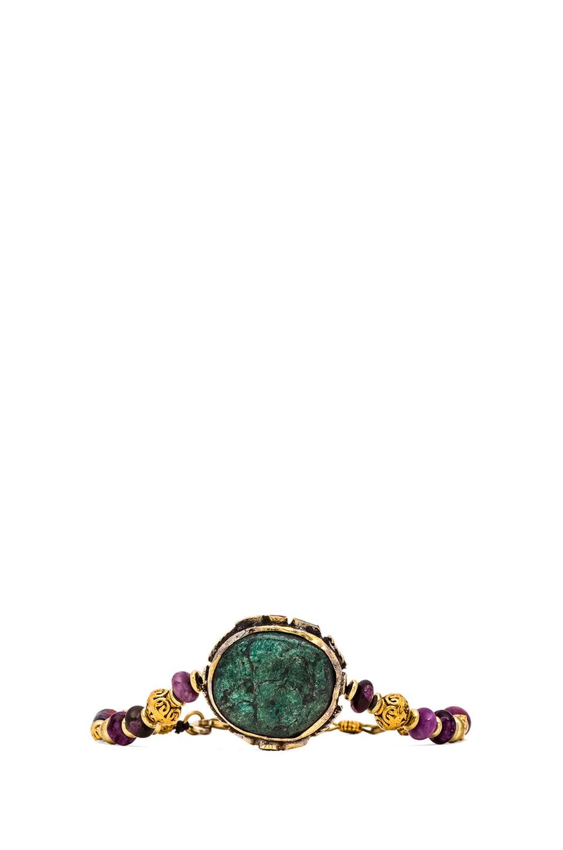 Vanessa Mooney Felix Turquoise Bracelet in Multi