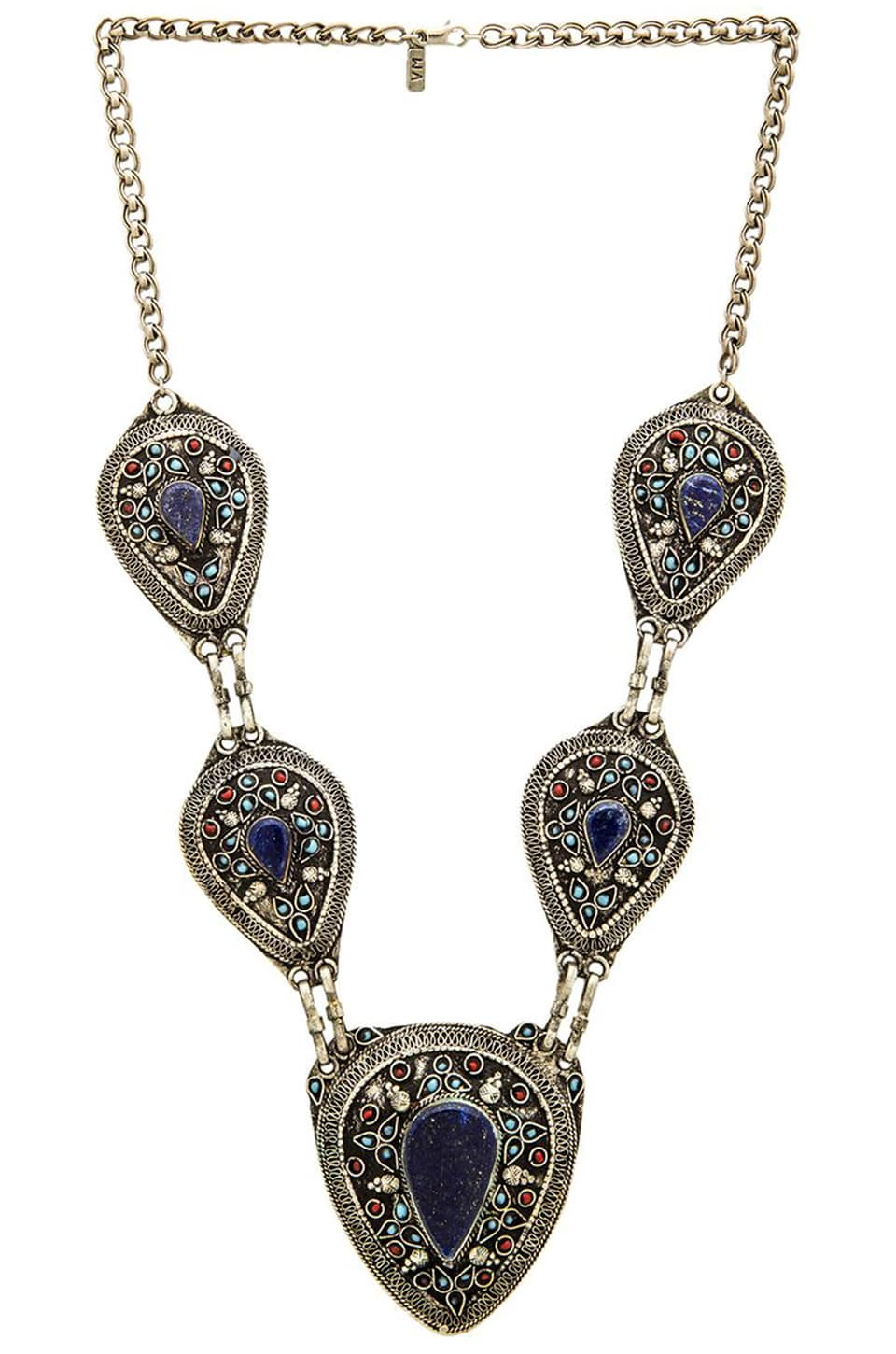 Vanessa Mooney The Izusa Necklace in Silver