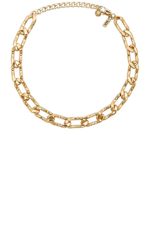Vanessa Mooney Lucy Choker in Gold