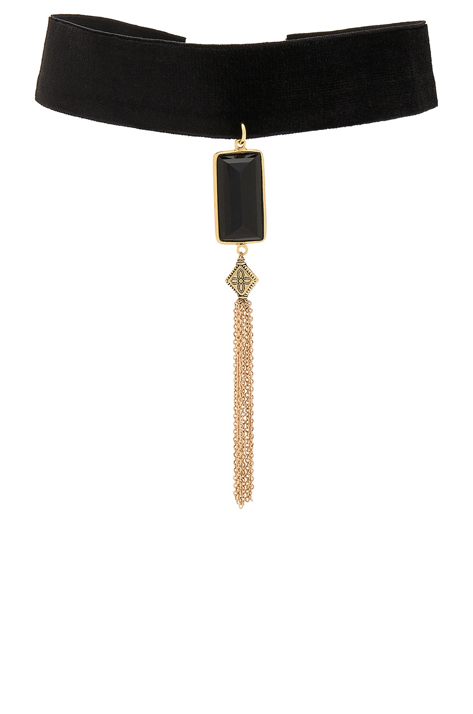 Vanessa Mooney Claudia Choker in Black
