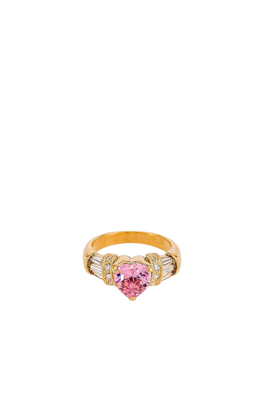 Vanessa Mooney The Lavish Ring in Pink