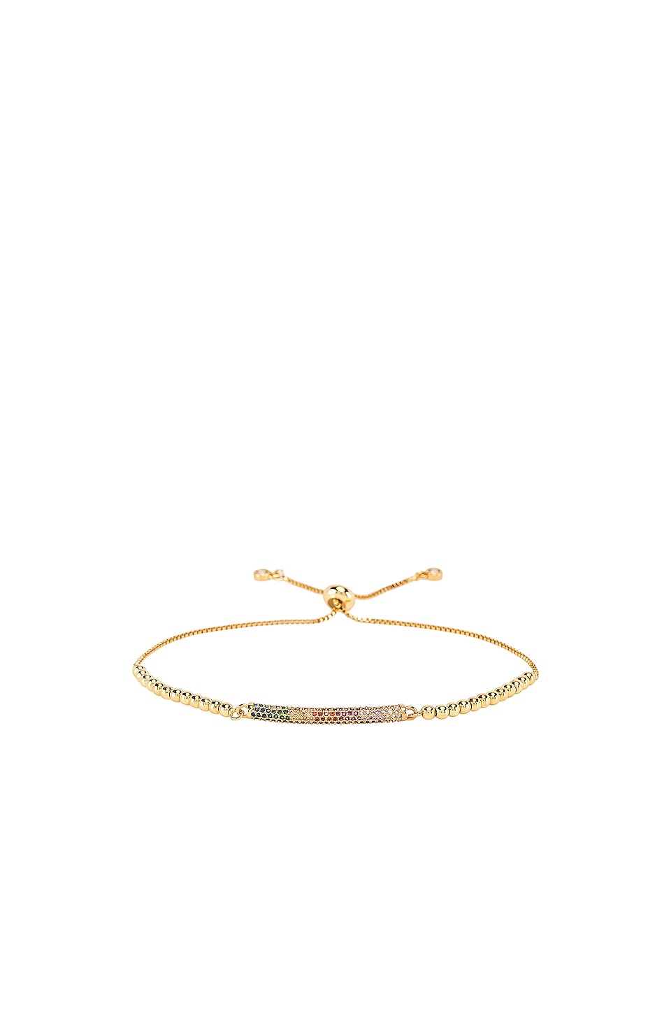 Vanessa Mooney The Vogue Bracelet in Gold