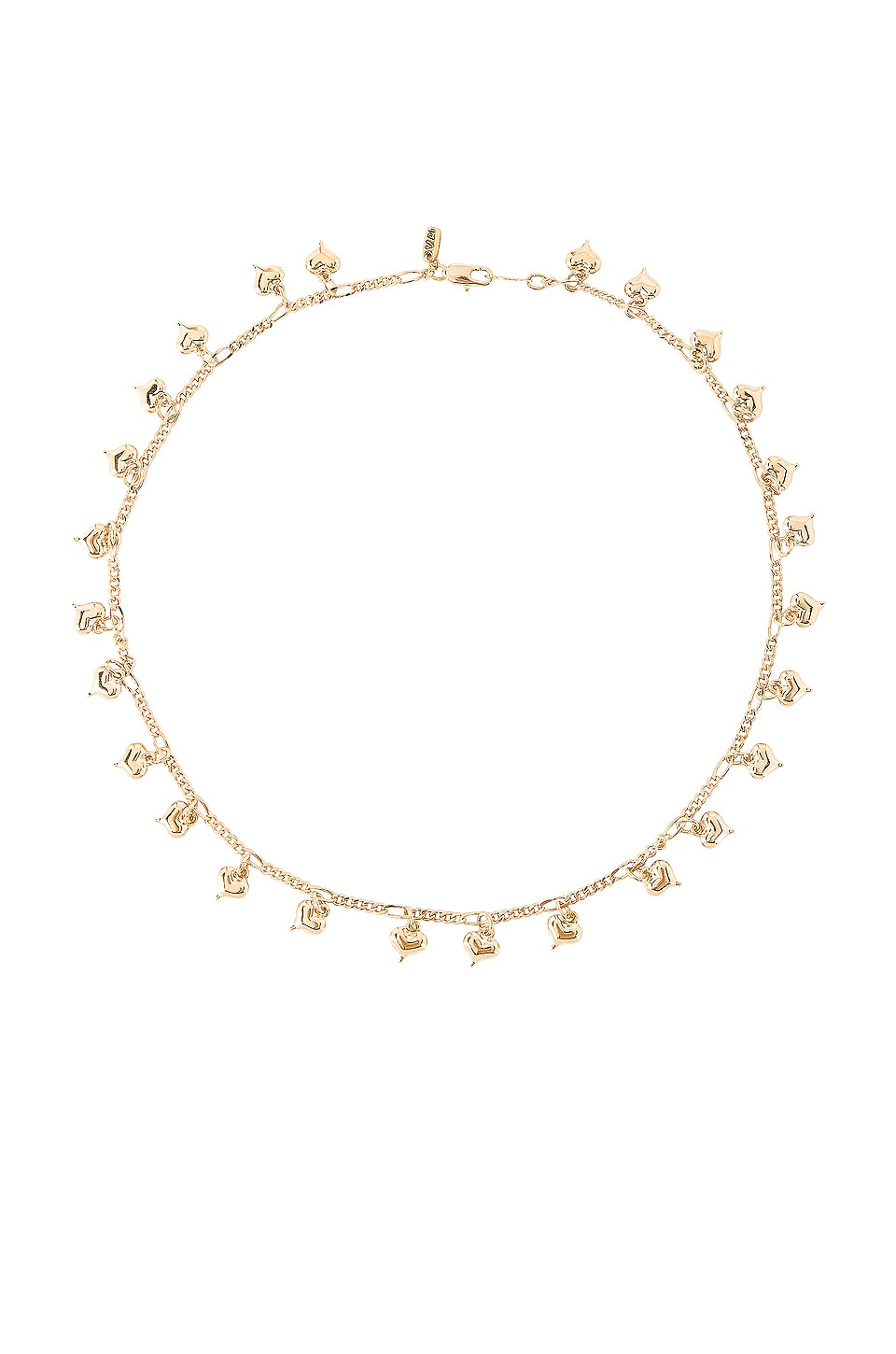Vanessa Mooney The Genie Chain Necklace in Gold