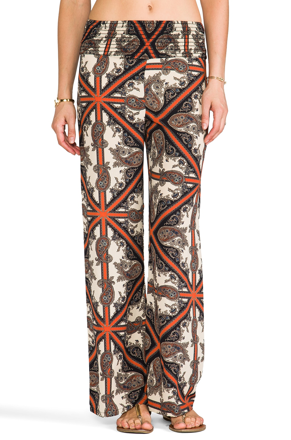 VOOM by Joy Han Lydia Pants in Black