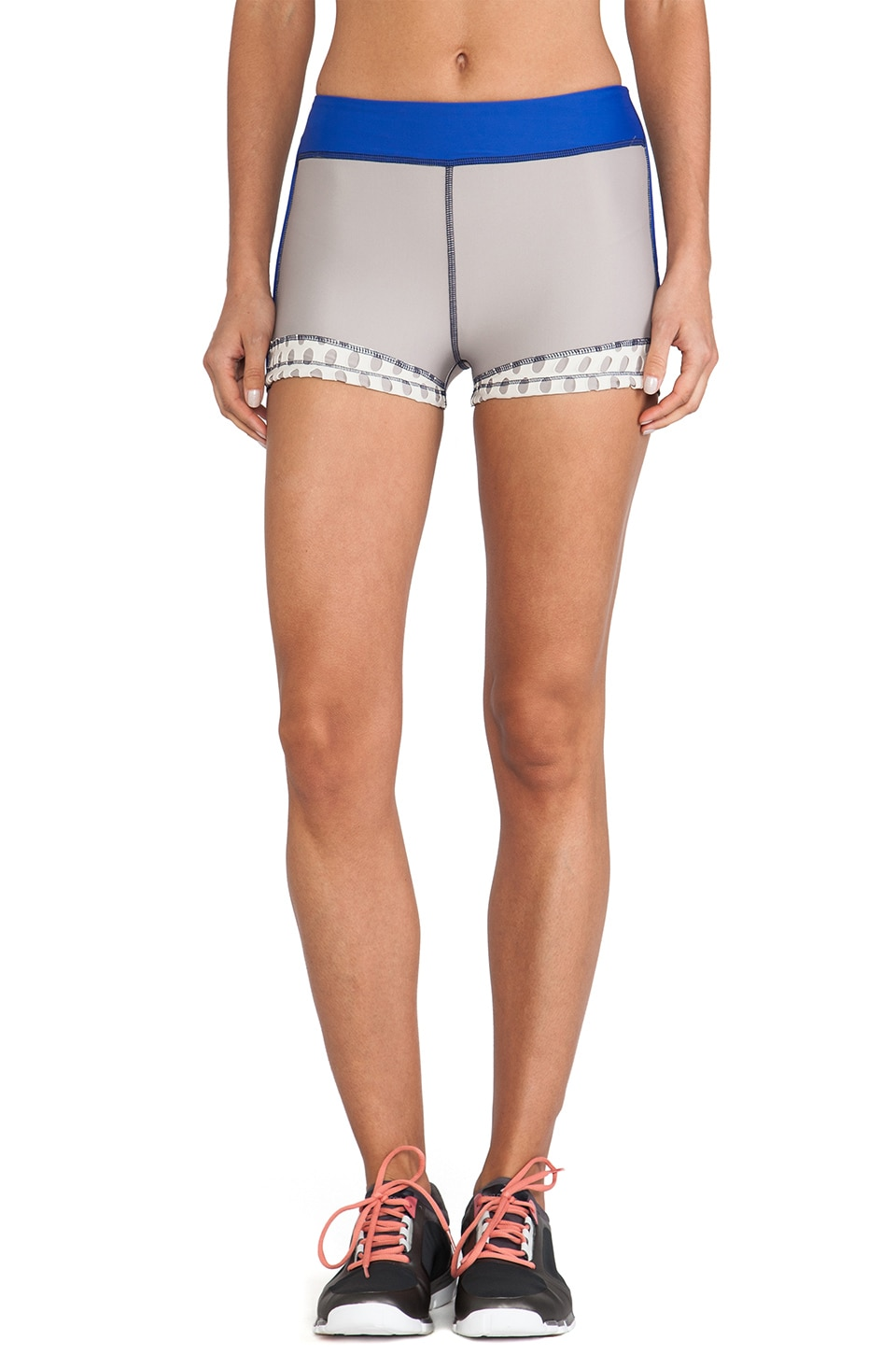 VPL Banded Boy Short in Oyster