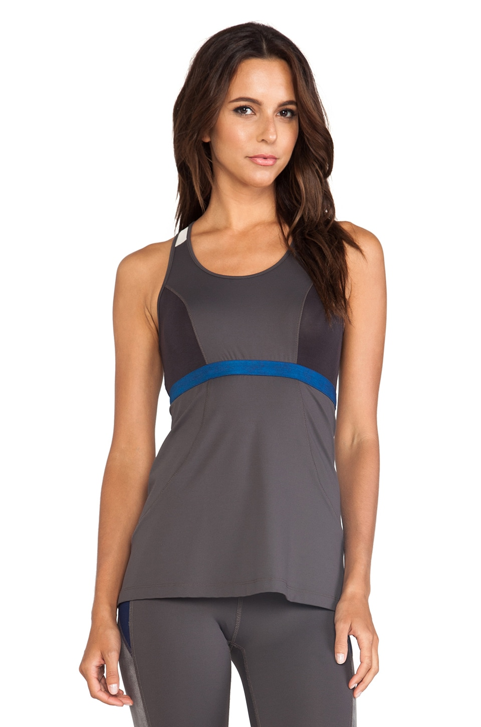 VPL Constrainer Tank in Charcoal