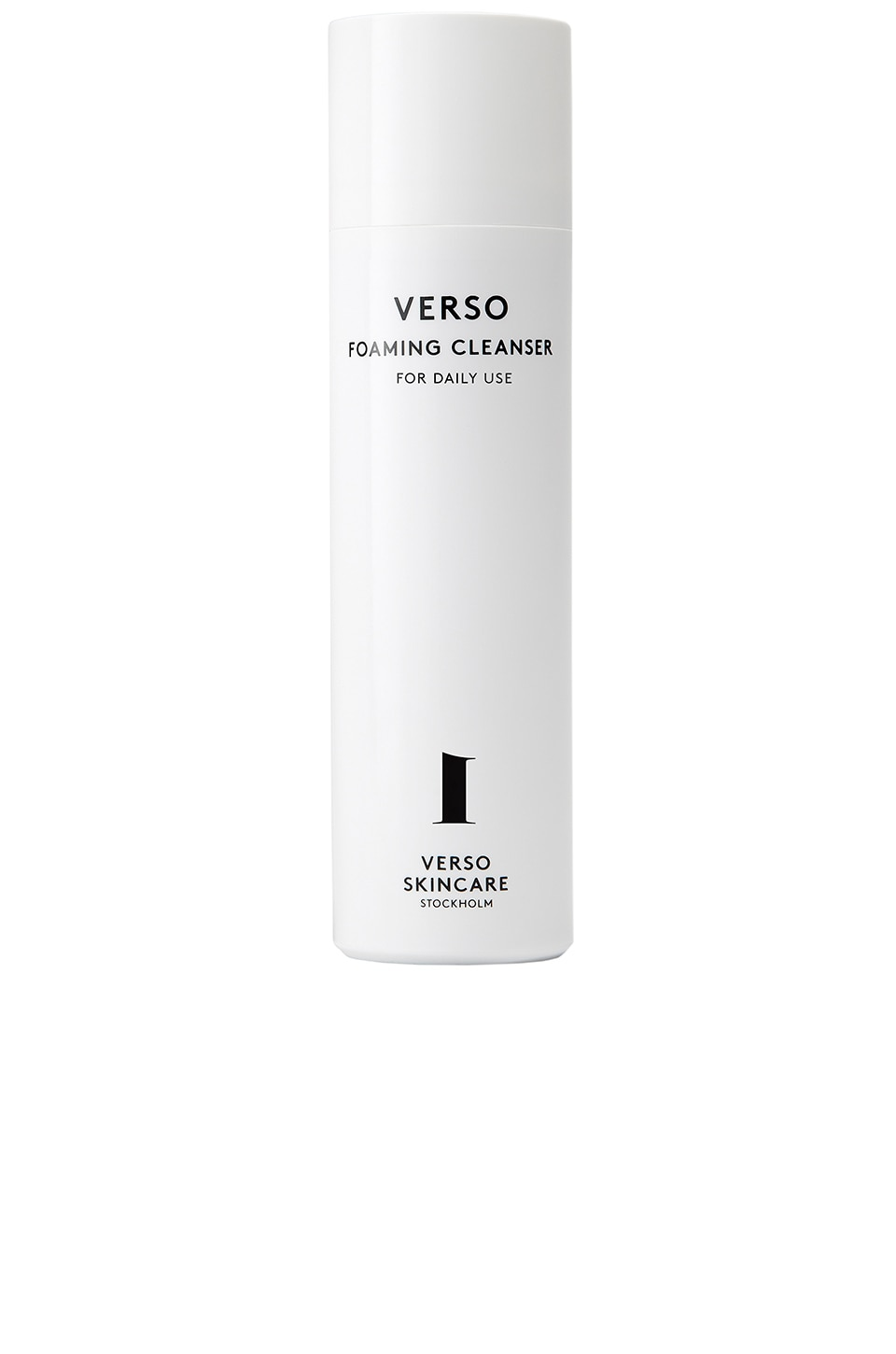 VERSO SKINCARE Foaming Cleanser