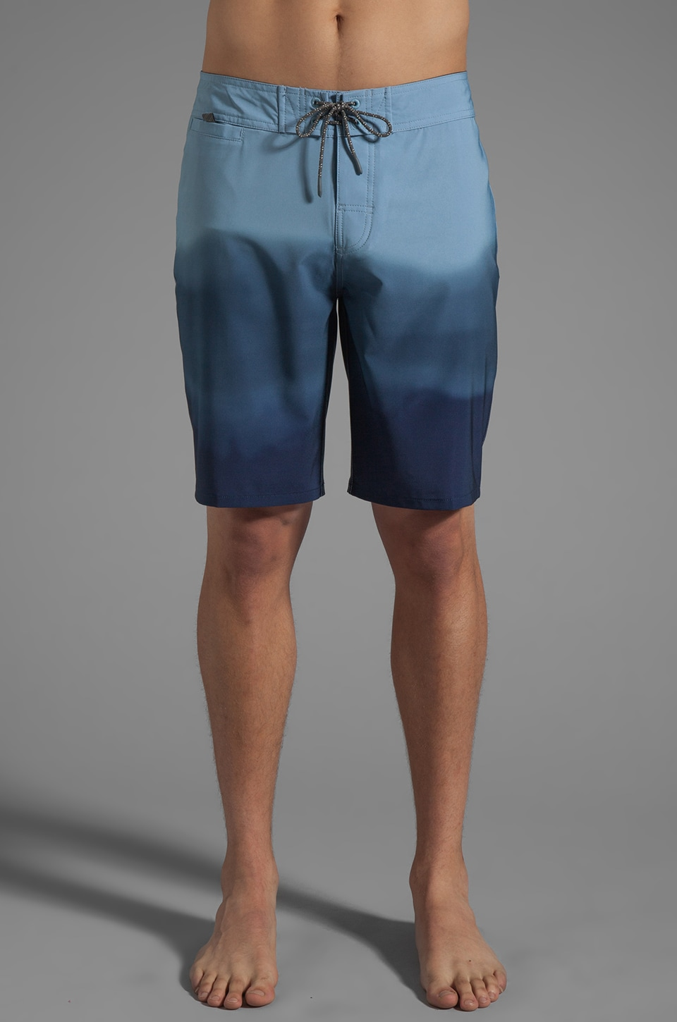 V.S.T.R Faded Boardshort in Ensign Blue