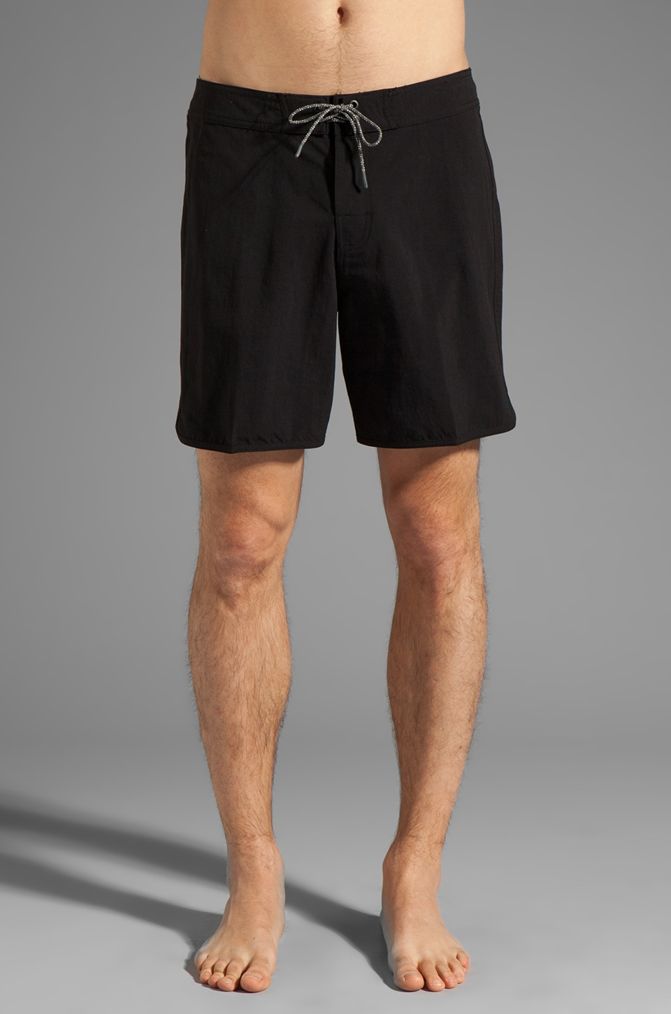 V.S.T.R Outbound Boardshort in Black Ink/Charcoal