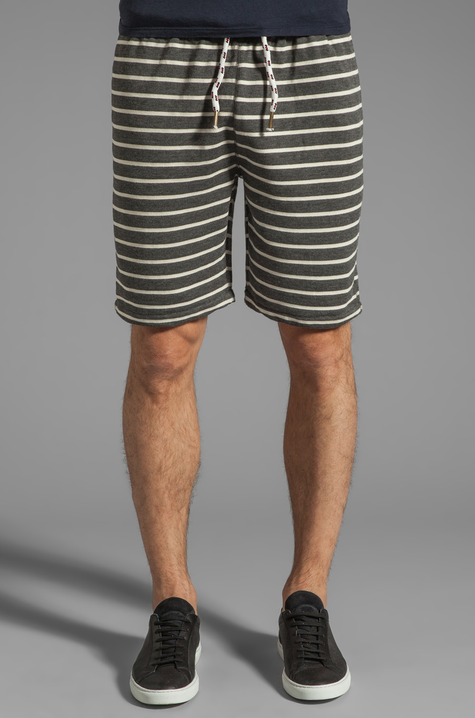 V.S.T.R Transit Short in Charcoal