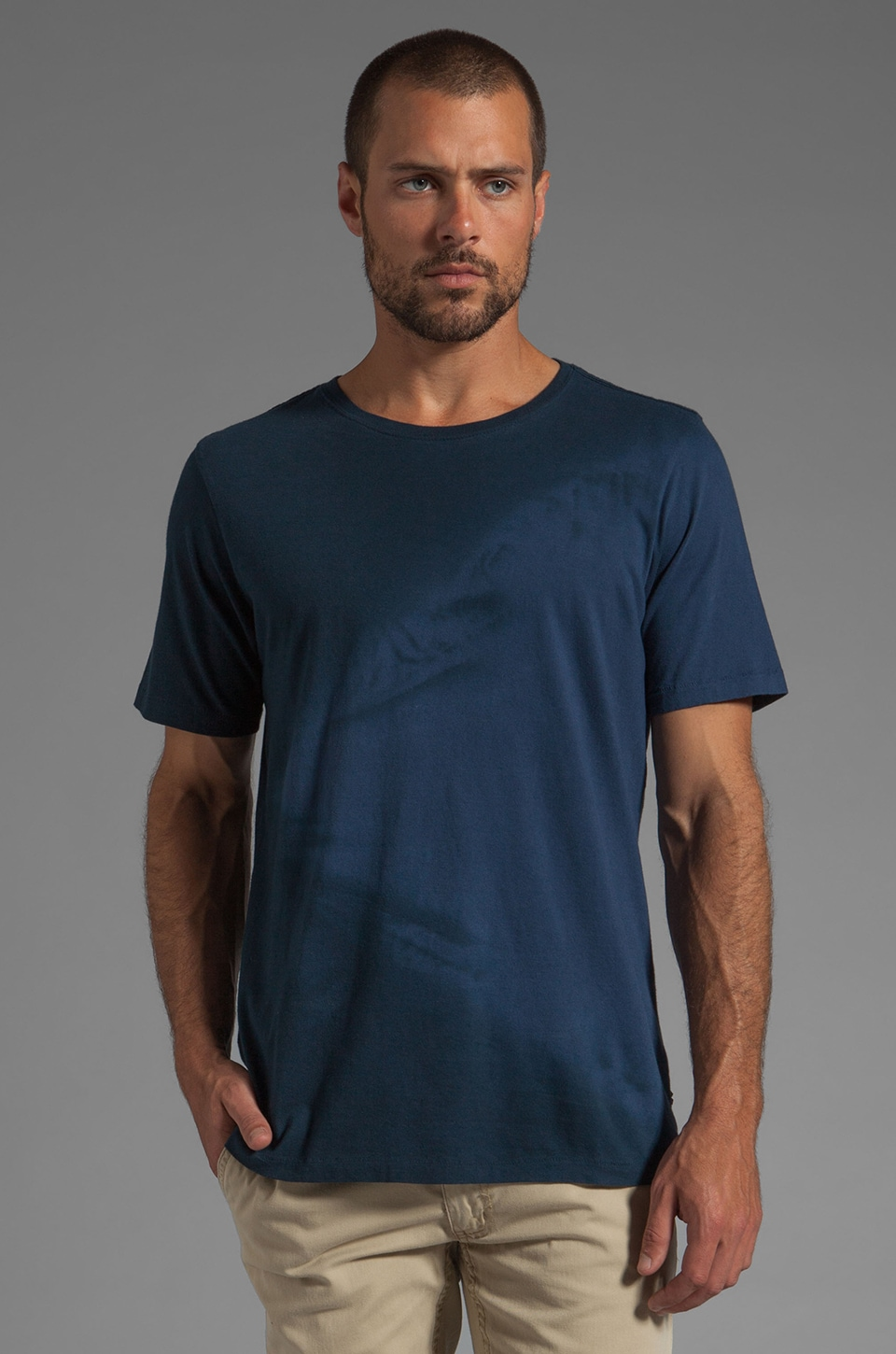 V.S.T.R Enisgn Tee in Ensign Blue