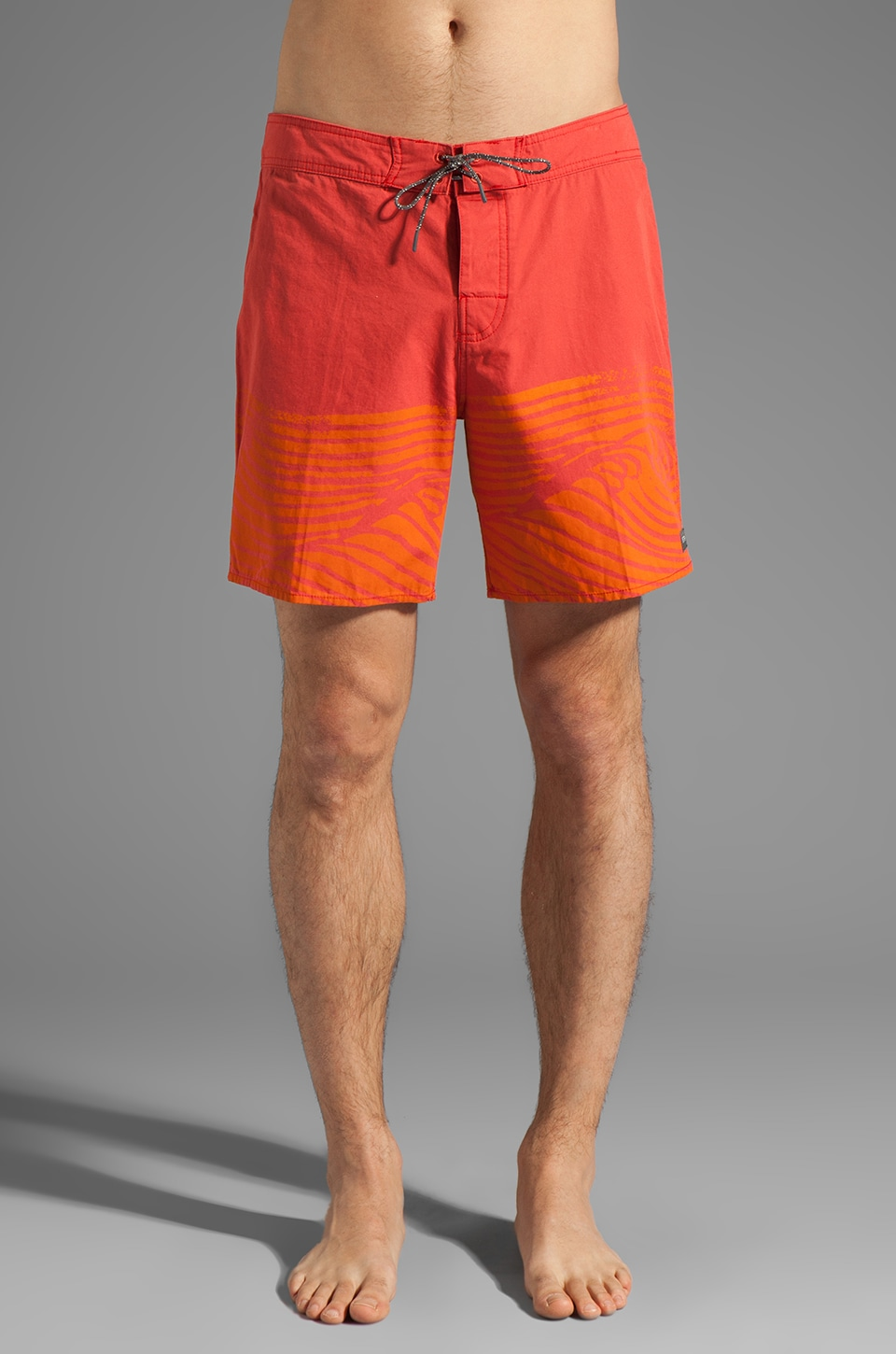 V.S.T.R Bi-Coastal Boardshort in Baked Apple