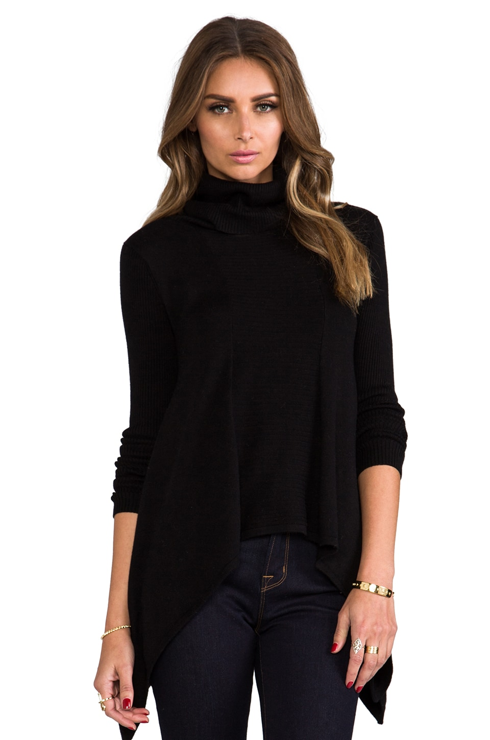 Vintageous Rachel Sweater in Black