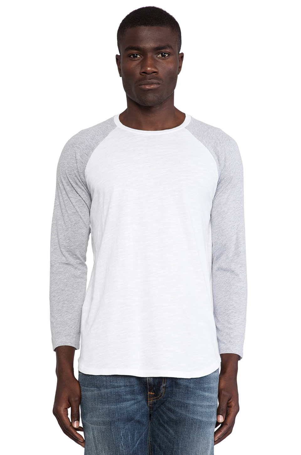 Velvet by Graham & Spencer Kent Tee in White
