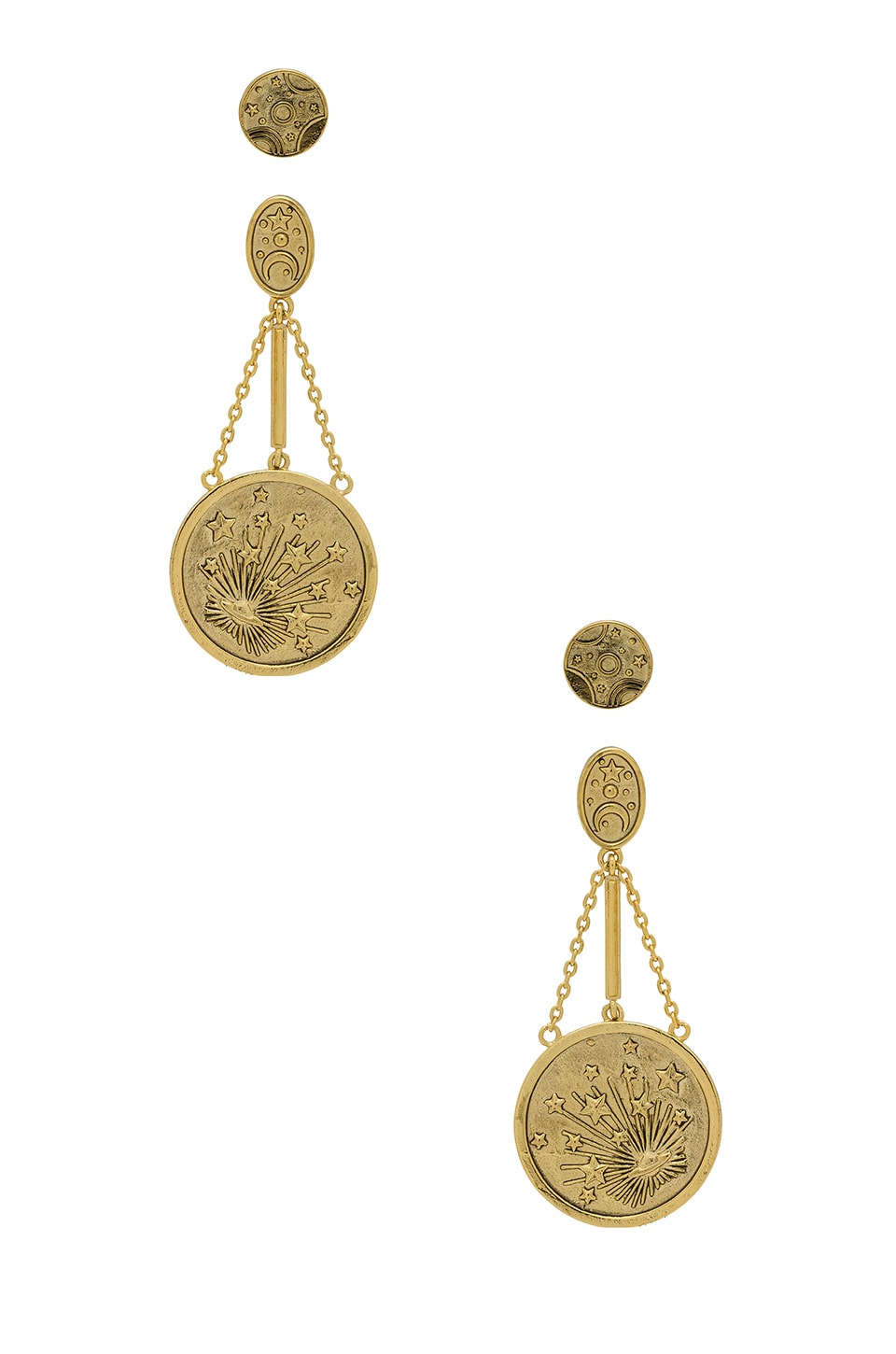 Out Of This World Earrings