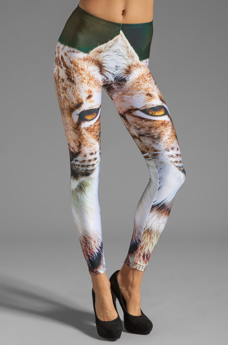 We Are Handsome Legging in Wildcat