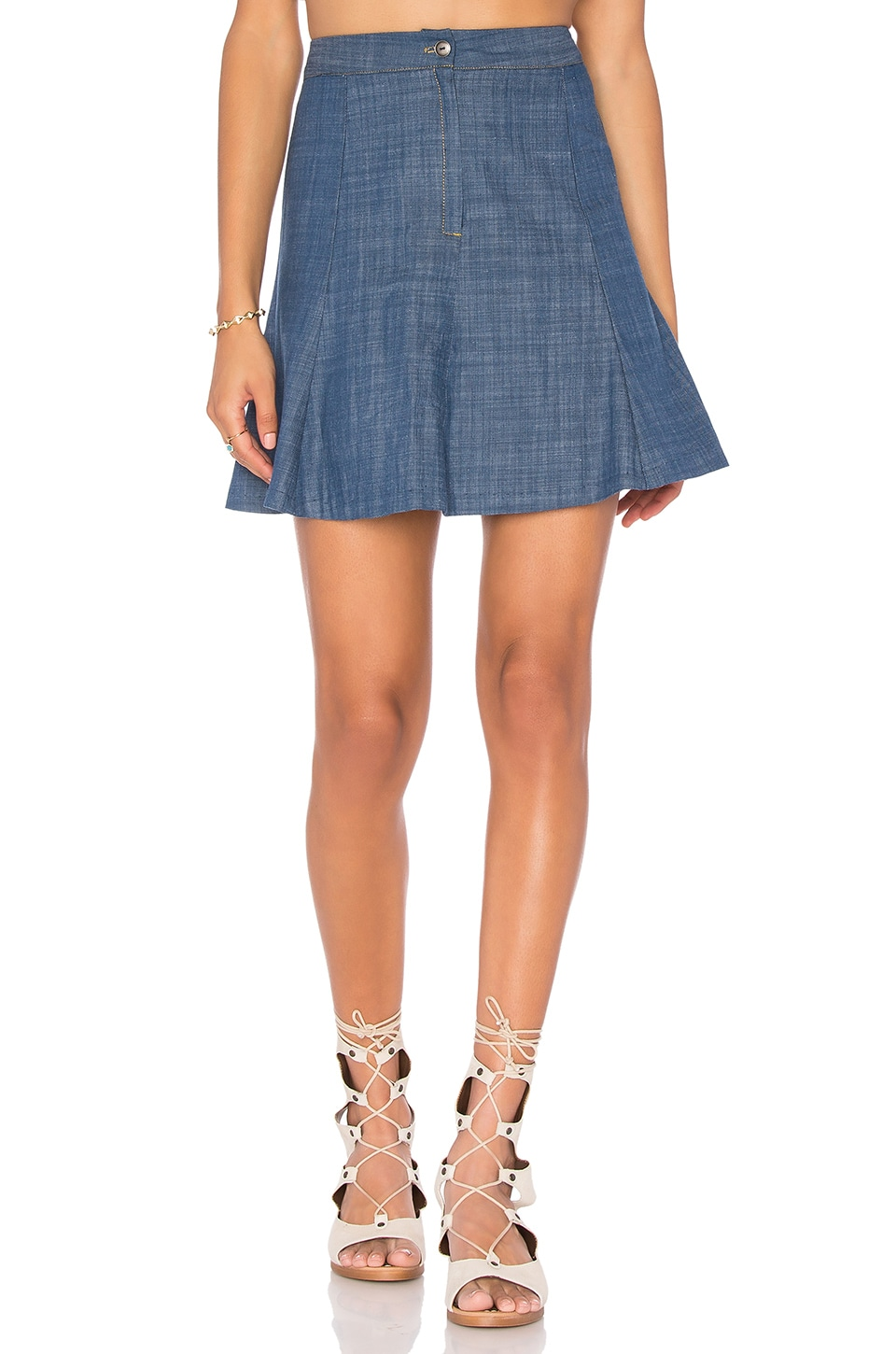 22 ways to wear a denim skirt page 3 blogs forums