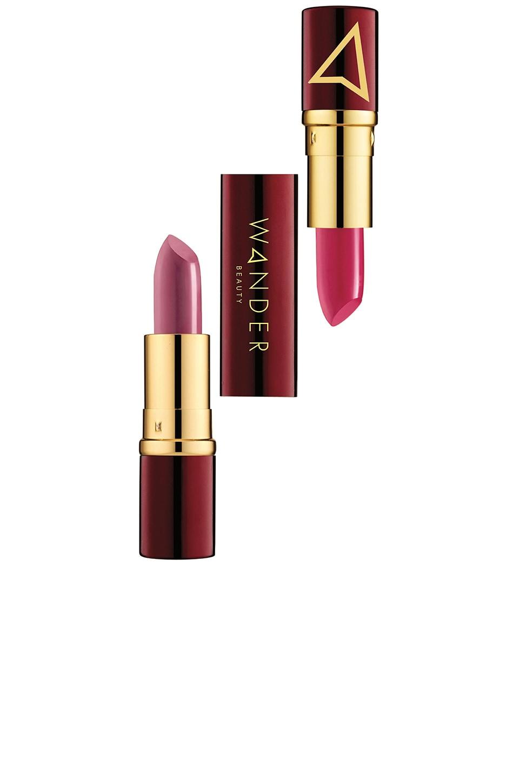 Wander Beauty Wanderout Dual Lipstick in Nikki Beach/B.B.